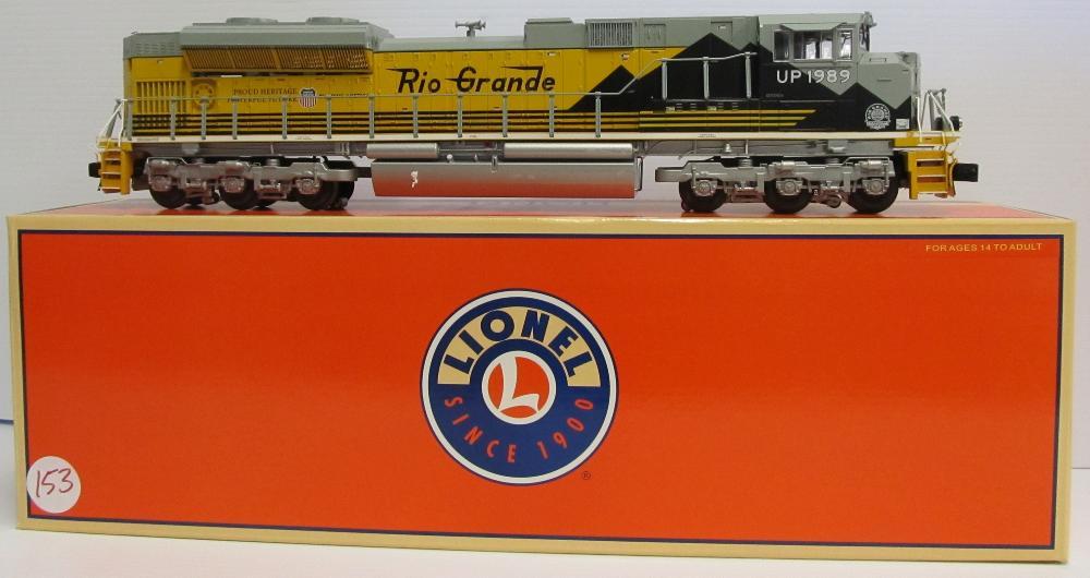 Lionel Union Pacific Heritage Dnver & Rio Grande Western SD-70 ACE Diesel Locomotive 6-28279