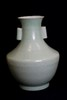 A large celadon vase