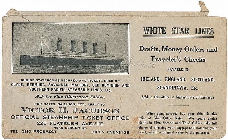 Olympic/Titanic
