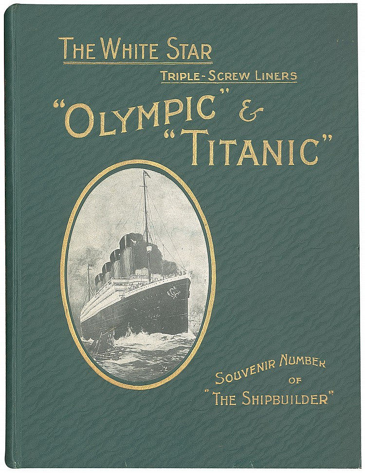 Titanic and White Star Liners