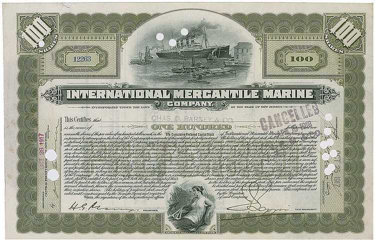 International Mercantile Marine Co.