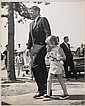 John and Caroline Kennedy Photograph