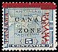 United States Possessions : Canal Zone, 1904, 5c