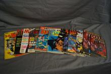 BATMAN COMICS, BOOKS, MAGAZINES