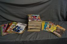 MAGAZINE BOX EPIC AND COMIC MAGAZINES