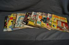 CRACKED & MAD MAGAZINE LOT