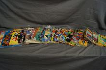 SUPERMAN COMIC, BOOK, & MOVIE LOT