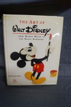 1ST EDITION ART OF WALT DISNEY 1973