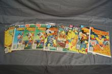 FIRESTORM 1ST SERIES #'S 1, 2 AND OTHERS