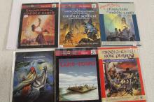 6 MIDDLE EARTH /ROLE PLAYING GAMER GUIDES THE LORD OF THE RINGS !!!! WE SHIP WORLD WIDE !!!!