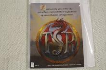 1993 TSR MASTER CATALOG COLLECTORS EDITION !!!! WE SHIP WORLD WIDE !!!!