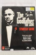 PRIMA'S GAME BOOK THE GODFATHER !!!! WE SHIP WORLD WIDE !!!!