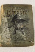 DANTE'S INFERNO HARD COVER !!!! WE SHIP WORLD WIDE !!!!