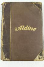 THE ALDINE A TYPOGRAPHIC ART JOURNAL VOL.V 1873 !!!! WE SHIP WORLD WIDE !!!!