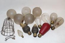 13 BULBS AND WIRE BULB PROTECTOR !!!! WE SHIP WORLD WIDE!!!!