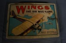 Wings Air Mail Game