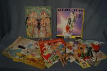 Paper Doll books