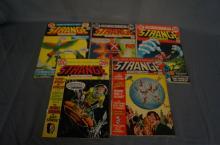 DC Strange Adventures