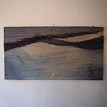 de Blander Anne :   Tapisserie murale,