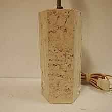 Wabbes Jules (1919-1974) :   Pied de lampe,