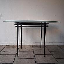 Mourgue Pascal :   Table haute,