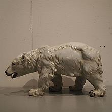 Statuette Art-déco :