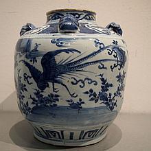 Vase boule 18eS :