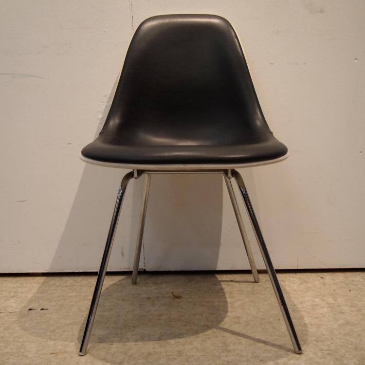 Eames charles ray herman miller suite de 4 chaises - Chaise charles et ray eames ...