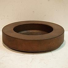 Wabbes Jules (1919-1974) / Général décoration / Callebaut: Grand cendrier circulaire,  modèle dessiné en 1969,