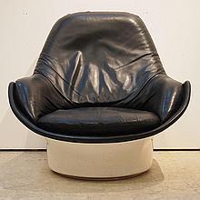 Cadestin Michel (1942) / Airborne :  2 fauteuils,