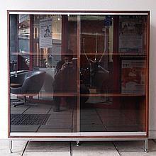 Wabbes Jules (1919-1974) / Mobilier Universel :  Bibliothèque production vers 1970,