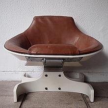 Colombo Joe / Comfort (1930-1971) :  Rare fauteuil,