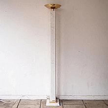 Breesche Camille :  Lampadaire halogène design vers 1980,