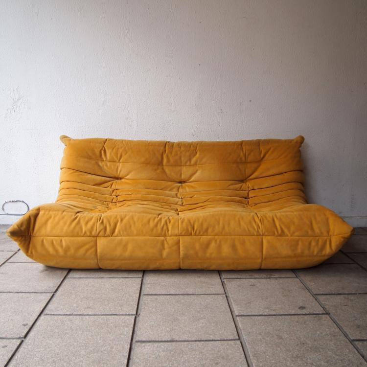 ducaroy michel ligne roset canap 3 places. Black Bedroom Furniture Sets. Home Design Ideas