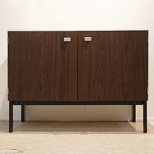Guariche Pierre (1926-1995) / Meurop :   Sideboard design vers 1960,