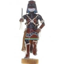 Hopi Snake Dancer Kachina Rare Vintage Doll By Henry Shelton