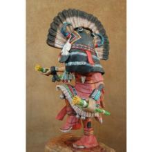 Hopi Broad Faced Kachina Doll Milton Howard