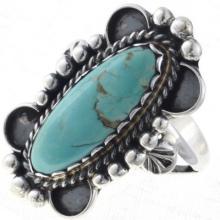 Twilight Turquoise Ring Ladies Handmade Bella Swan Any Size