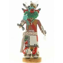 Hopi Morning Singer Kachina Doll Vintage Raymond Sakeva