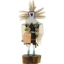Hopi Crow Mother Kachina Doll By Guyro Johnson