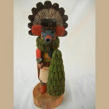 Hopi Morning Singer Kachina by Sterling Francis -