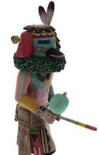 Hopi Pawik or Duck Kachina Doll by artist Woody Sewemaenewa