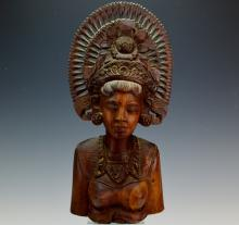 Klungkung Balinese Statue