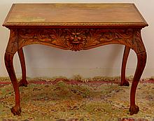 North Wind Cherry Library Table