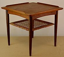 Poul Jensen Occasional Table, for Selig, Denmark