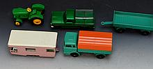 Matchbox Lesney Grouping