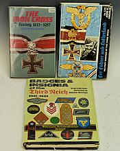 German Military Reference Book Grouping