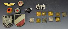 German Military Accessory Grouping
