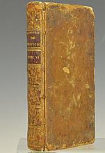 1763 Lettres De Madame De Sevigne tome sixieme
