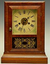 E.N Welch Shelf Clock